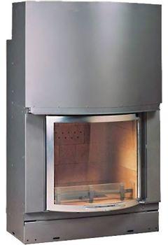 купить Каминная стальная топка - SEGUIN Duteriez F800B в Кишинёве