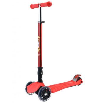 купить YKS: Foldable scooter 6+, Red в Кишинёве