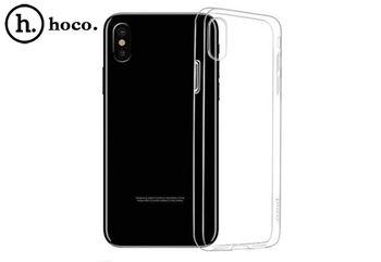 купить Hoco Light Series TPU  Iphone X , Transparent в Кишинёве