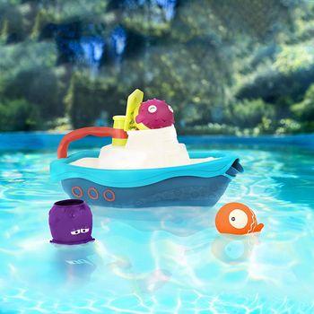 купить Battat игровои набор для ванны кораблик бублик в Кишинёве