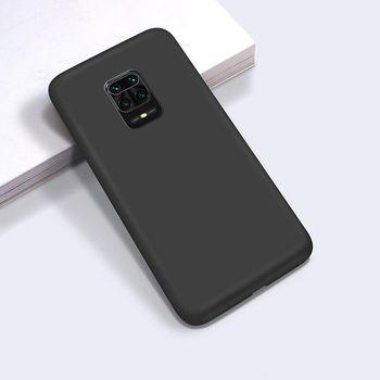 купить Чехол ТПУ Xiaomi Redmi 9A, Solid Black в Кишинёве