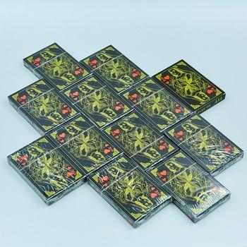 cumpără Carti de joc plastic 9818-777 (36buc, 0,4mm) (3833) în Chișinău