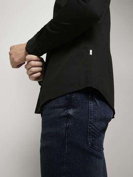 Рубашка TOM TAILOR Чёрный 1024321 tom tailor