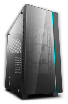 Case ATX Deepcool MATREXX 55 V3, Black