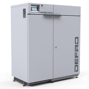 Твердотопливный котёл Defro Spectra 10 кВт