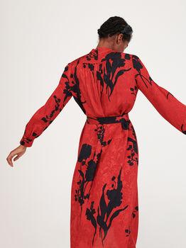 Платье RESERVED Красный/Черный xt085-mlc