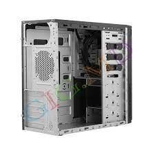 Корпус Chieftec HC-10B-OP ATX, без блока питания, 2xUSB3.0, USB Type C, черный