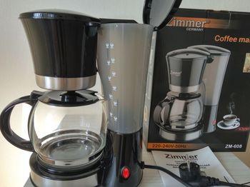 Кофеварка Zimmer ZM-608