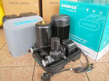 купить Shimge PZ750 автоматический бесшумный самовсасывающий Бустерный насос в Кишинёве