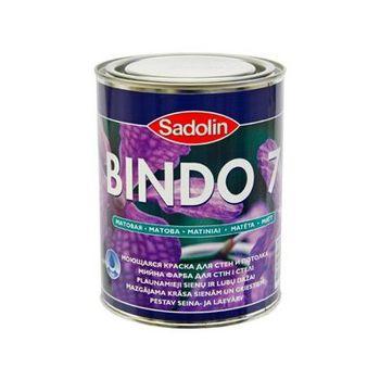 Sadolin Краска Bindo 7 BM 1л