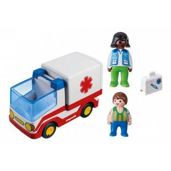 Rescue Ambulance, PM9122