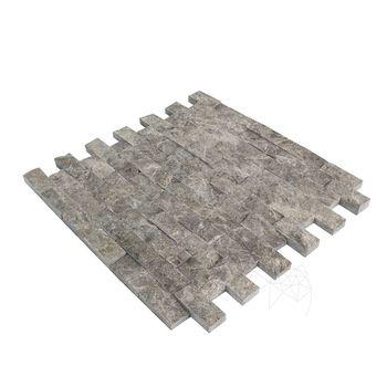 купить Мозаика Мраморная Темная Emperador Scapitat 2.3 x 4.8 cm в Кишинёве