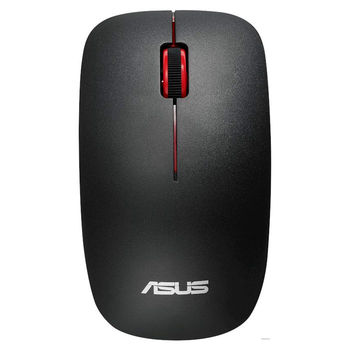 Wireless Mouse Asus WT300, Black / Red