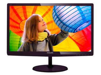 "Monitor 21.5"" Philips ""227E6EDSD"", G.Black (IPS, 1920x1080, 5ms, 250cd, LED20M:1, DVI+HDMI+D-Sub, Audio-Out)"