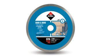купить Алмазный диск для твёрдых материалов СПЛОШНОЙ CPA-300 SUPERPRO в Кишинёве
