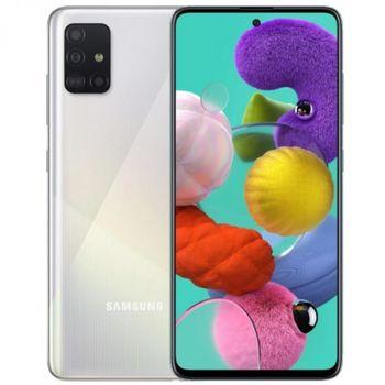 cumpără Samsung Galaxy A71 6/128Gb Duos (SM-A715),Silver în Chișinău