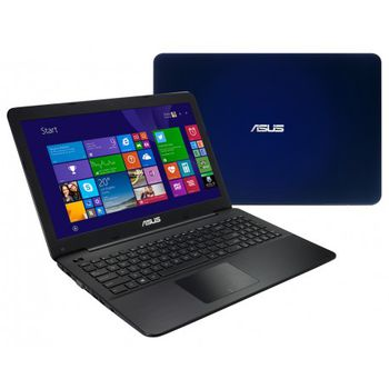 купить Laptop Asus X555LJ Blue в Кишинёве