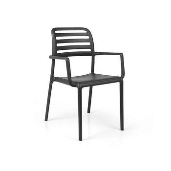 Кресло Nardi COSTA ANTRACITE 40244.02.000.06 (Кресло для сада и террасы)