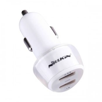 купить Автомобильное зарядное устройство Nillkin Auto Adapter, 3.4A, Jelly в Кишинёве
