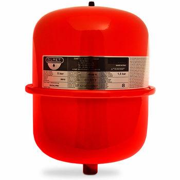 купить Расширительный бак отопления ZILMET CAL-PRO 8 L в Кишинёве