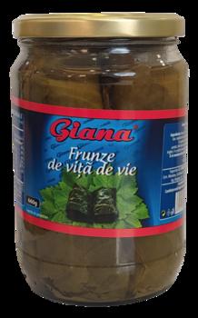 Виноградные листья Giana 660 гр