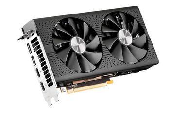 Sapphire PULSE Radeon RX 570 8GB DDR5 256Bit 1284/7000Mhz, 2x HDMI, 2x DisplayPort, Dual-X fans, Intelligent Fan Control (IFC-III), Lite Retail