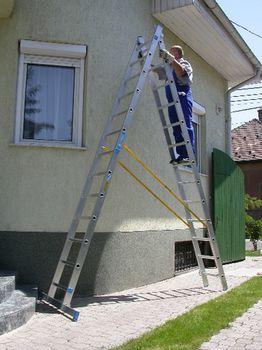 купить Двухсекционная лестница (2х14ст) Z100 49754 в Кишинёве