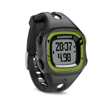 Garmin Forerunner 15 - Small - Black & Green