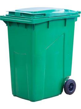 360L, Kонтейнеры для мусора, зеленый
