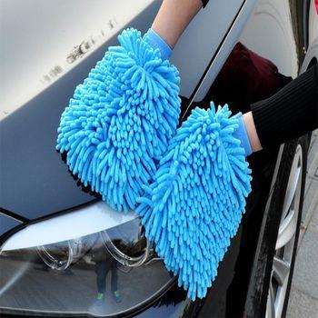купить Тряпка рукавица из микрофибры Super Mitt Microfibre в Кишинёве