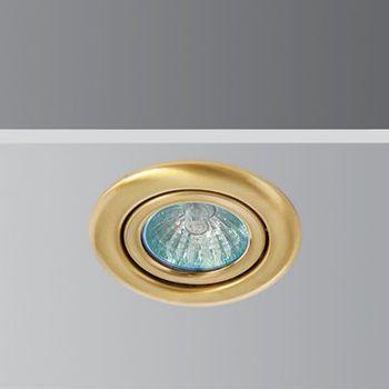 Metsan Встраиваемый светильник 0100505 золото