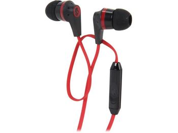 SkullCandy S2IKDY-010 INKD 2.0 Black/Red w/ Mic