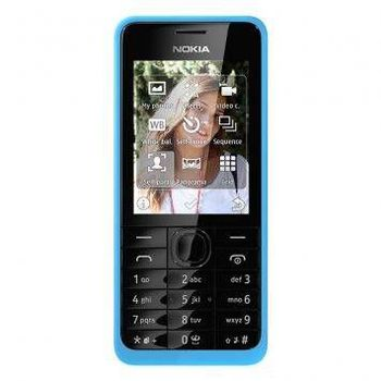 Nokia 301 2 SIM (DUAL) Cyan