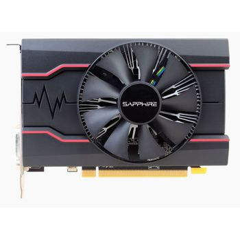 купить Sapphire PULSE Radeon RX 550 2GB DDR5 128Bit 1071/6000Mhz, DVI, HDMI, DisplayPort, Single fan, Lite Retail в Кишинёве