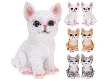 """Статуэтка """"Кошка"""" 14.5cm, 6 разных пород"""