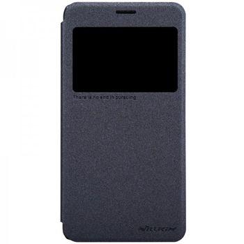 "Чехол для Lenovo S850 ""Nillkin Sparkle Case""  Черный"
