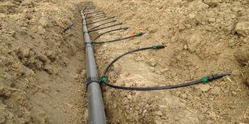 купить Система подземного капельного орошения для полей - Ирритек в Кишинёве