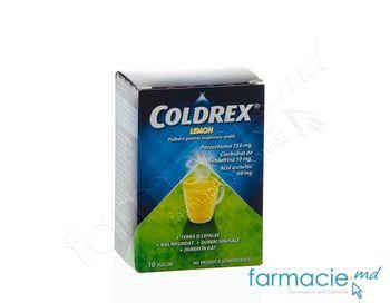 купить Coldrex Lemon pulb./susp. orala N10 в Кишинёве