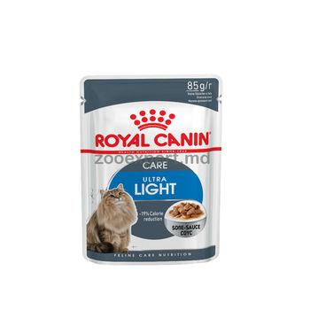 cumpără Royal Canin ULTRA LIGHT (În sos)  85 gr în Chișinău