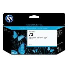 HP No.72 Photo Black Ink Cartridge with Vivera ink (130ml)