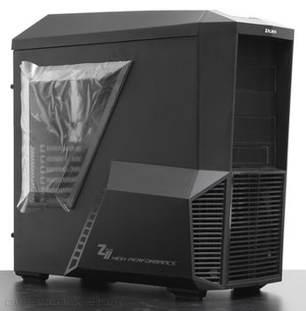 "cumpără Case ZALMAN ""Z11 PLUS"" ATX CASE, WITH SIDE-WINDOW în Chișinău"