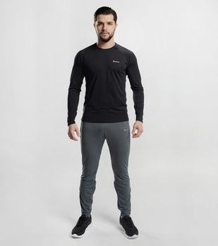 купить Черная мужская спортивная блуза AIMO BLB003 в Кишинёве