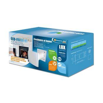 купить Рекуператор воздуха MMotors Eco Fresh 01 Lux в Кишинёве