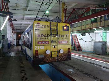 cumpără Реклама на задней части троллейбусов (10 шт) în Chișinău
