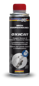 OXICAT – Oxygen Sensor & Catalytic