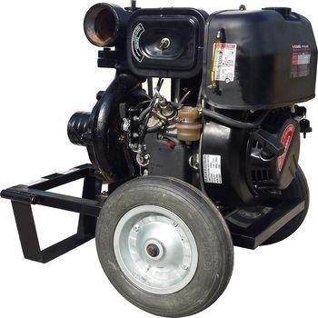 купить Дизельный насос давления DWP 188 K4 с двигателем KAMA в Кишинёве