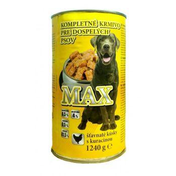 купить Корм для собак Max с курицей в Кишинёве
