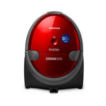 Пылесос Samsung SC 5376 red