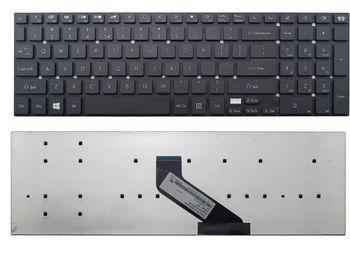 Keyboard Gateway NV57H NV55S NV75S NV77H NV76R NV52L NV56R PackardBell LK11 LK13 LS11 TS11 TS13 LS44 LV11 LV44 w/o frame ENG. Black