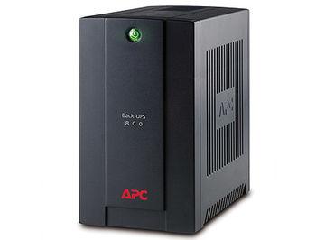 UPS APC Back-UPS BX800LI, AVR, 800VA/415W, 4 x IEC Sockets (all 4 Battery Backup + Surge Protected), LED indicators